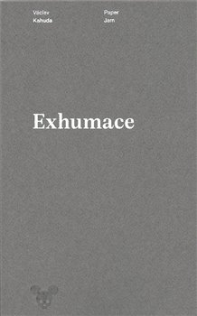 Obálka titulu Exhumace