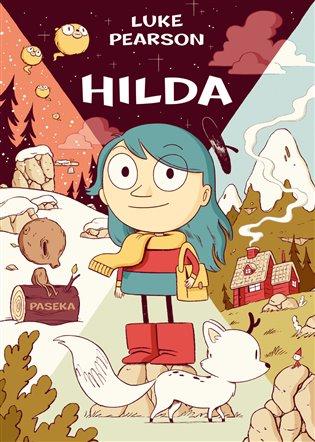 Hilda:Hilda a troll, Hilda a půlnoční obr - Luke Pearson | Booksquad.ink