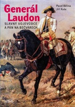 Obálka titulu Generál Laudon