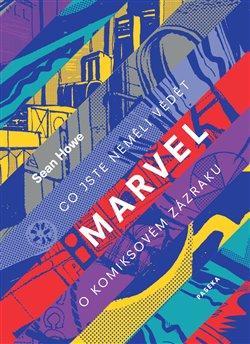 Obálka titulu Marvel