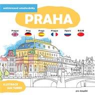 Antistresové omalovánky - Praha