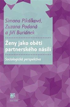 Obálka titulu Ženy jako oběti partnerského násilí
