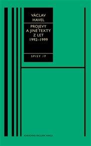 Projevy a jiné texty z let 1992–1999