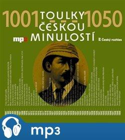 Obálka titulu Toulky českou minulostí 1001-1050