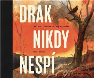Drak nikdy nespí - Džian Baban, | Booksquad.ink