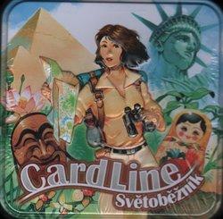 Obálka titulu Cardline: Světoběžník