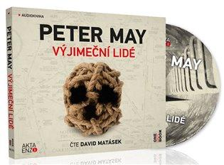 Výjimeční lidé:Akta Enzo I - Peter May | Booksquad.ink
