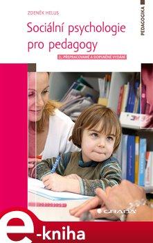 Obálka titulu Sociální psychologie pro pedagogy