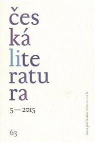 Česká literatura 5/2015
