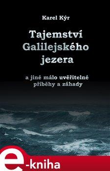 Obálka titulu Záhada Galilejského jezera