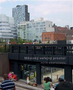Obálka titulu Městský veřejný prostor