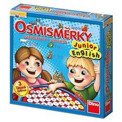 Osmisměrky Junior English, stolní hra