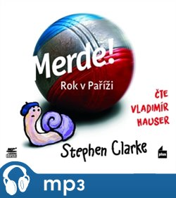 Obálka titulu Merde! Rok v Paříži