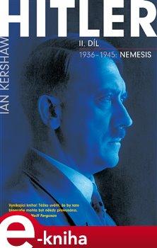 Obálka titulu Hitler II. díl
