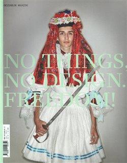 Obálka titulu Designblok magazine 2015