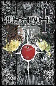Death Note 13 - Zápisník smrti