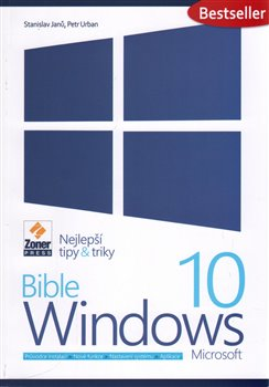 Obálka titulu Bible Windows 10