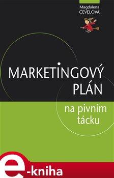 Obálka titulu Marketingový plán na pivním tácku