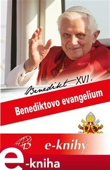 Obálka titulu Benediktovo evangelium