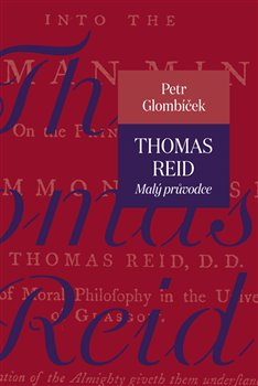 Obálka titulu Thomas Reid - Malý průvodce