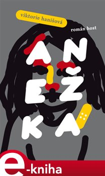 Obálka titulu Anežka