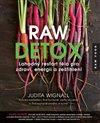 Obálka knihy Raw detox