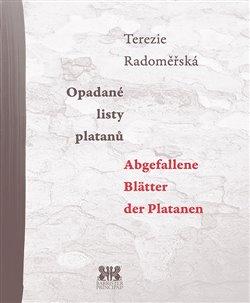 Obálka titulu Opadané listy platanů / Abgefallene Blätter der Platanen
