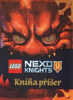 Obálka titulu Lego Nexo Knights Kniha příšer