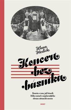 Obálka titulu Koncert bez básníka