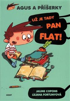 Obálka titulu Už je tady pan Flat!