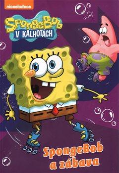 Obálka titulu SpongeBob a zábava