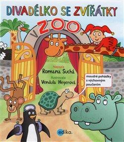 Obálka titulu Divadélko se zvířátky v ZOO