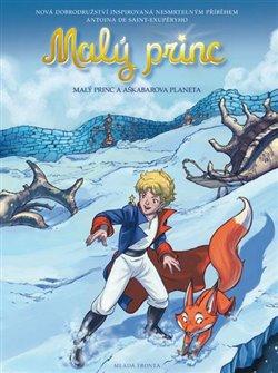 Obálka titulu Malý princ a Aškabarova planeta