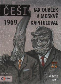 Obálka titulu Češi 1968