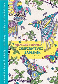 Obálka titulu Kreativní terapie