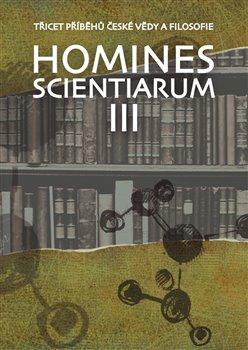 Obálka titulu Homines scientiarum III
