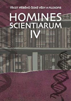 Obálka titulu Homines scientiarum IV
