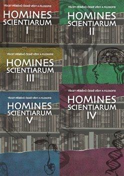 Obálka titulu Homines scientiarum I–V (komplet)
