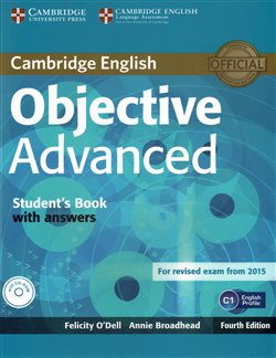 Obálka titulu Objective Advanced 4th Edition Student's Book with answers with CD-ROM