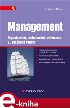 Obálka titulu Management