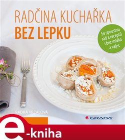 Obálka titulu Radčina kuchařka bez lepku