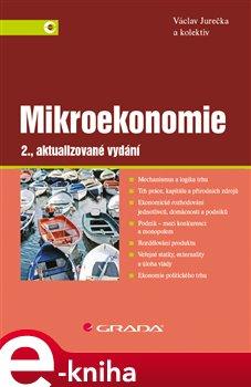 Obálka titulu Mikroekonomie