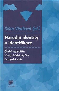 Obálka titulu Národní identity a identifikace