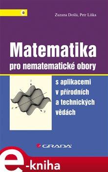 Obálka titulu Matematika pro nematematické obory