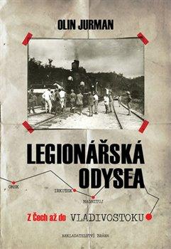 Obálka titulu Legionářská odysea