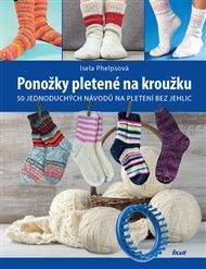 Ponožky pletené na kroužku