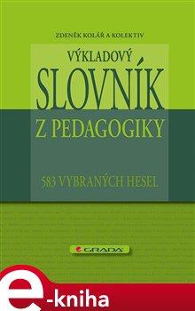 Obálka titulu Výkladový slovník z pedagogiky