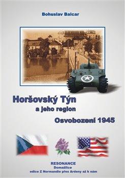 Obálka titulu Horšovský Týn a jeho region