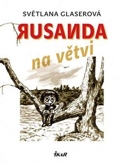 Obálka titulu Rusanda na větvi