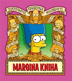 Obálka titulu Simpsonova knihovna moudrosti: Margina kniha